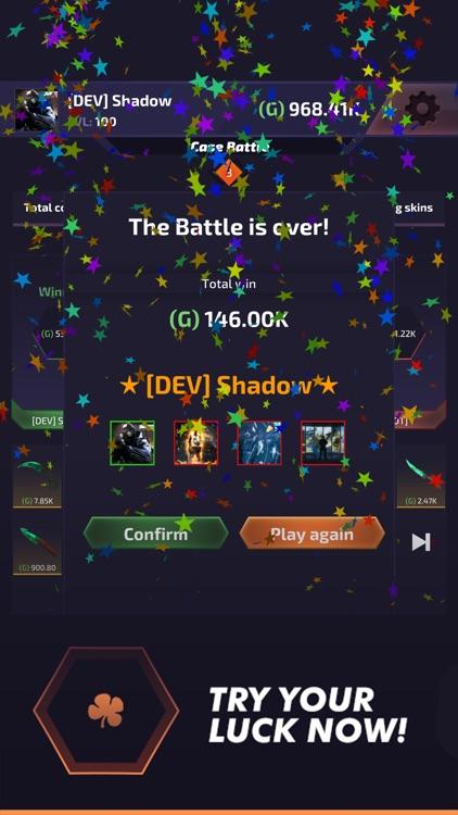 Case Battle - Skins Simulator screenshot-5
