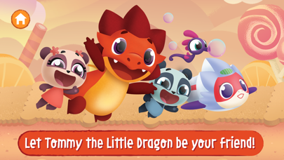 Screen Shot Tommy The Dragon Magic Worlds! 5