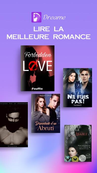 Dreame - Read Best Romance iphone captures décran