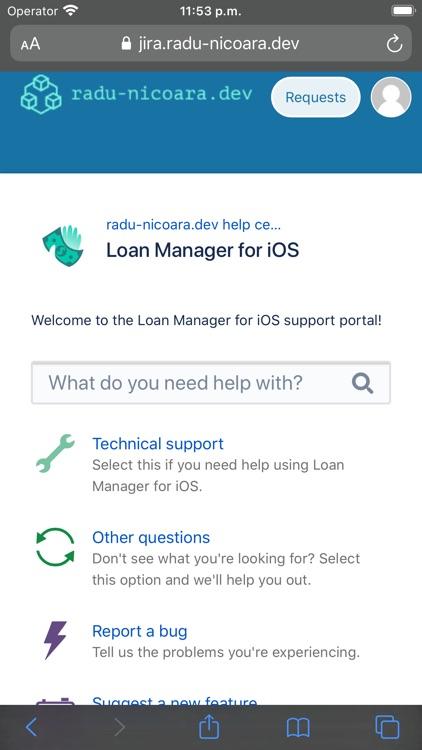 Loans Manager screenshot-9