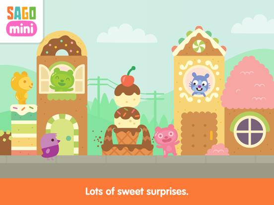 Sago Mini Neighborhood Blocks screenshot 10