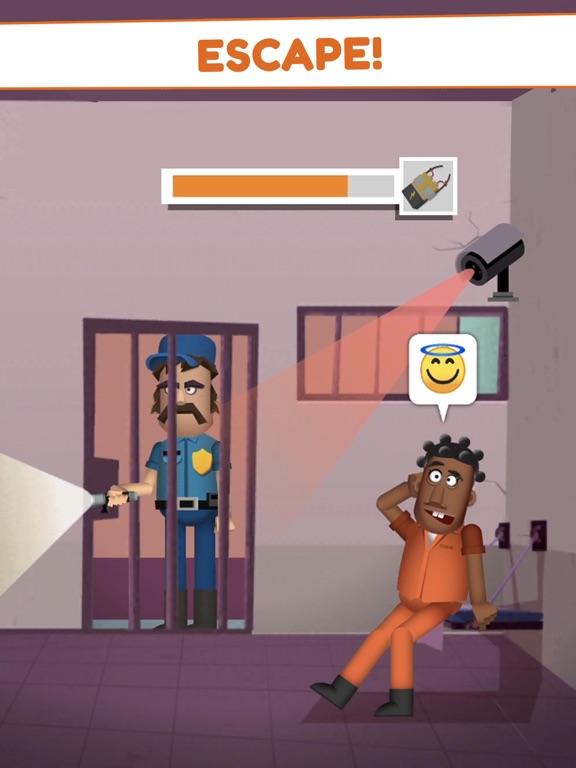Prison Escape!! screenshot 8