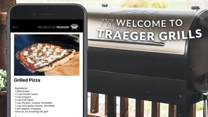 Recipes for Traeger Grills Screenshot