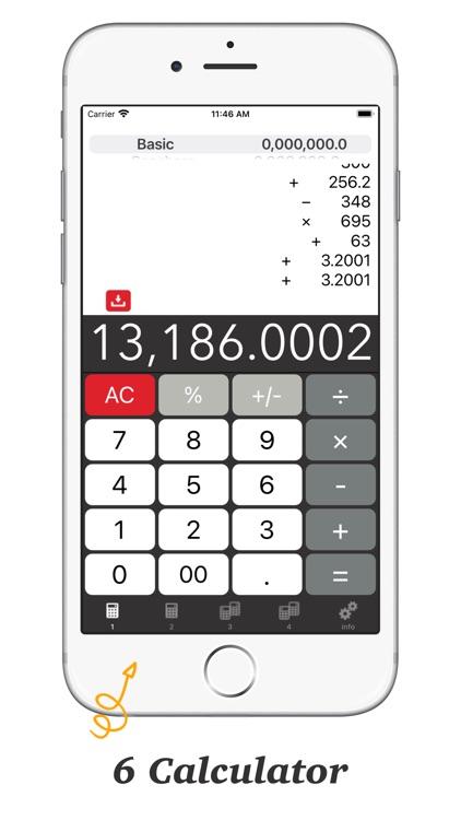 Calculator + - Twin Plus App # screenshot-3