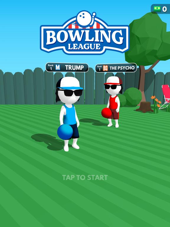 Bowling League screenshot 7
