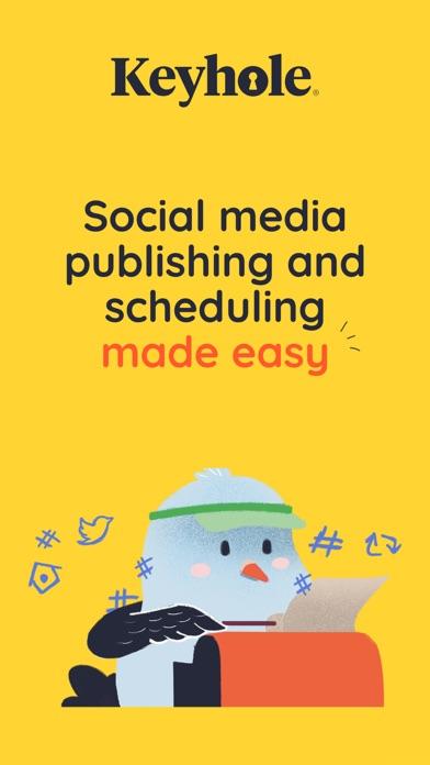 cancel Keyhole Publishing app subscription image 1