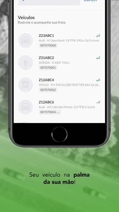 Tracker Connect Rastreamento screenshot 4