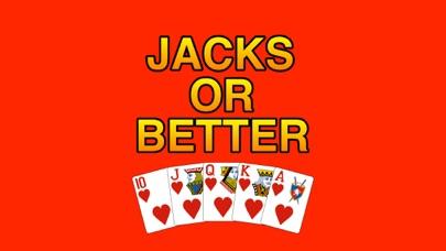 Jacks or Better – Video Poker! 3