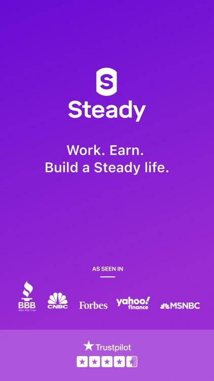 Steady-Find Work. Earn Money. screenshot-5