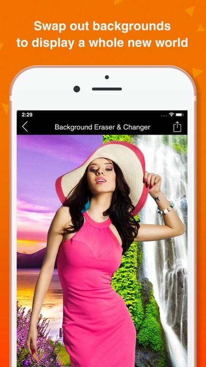 Background Changer & Eraser