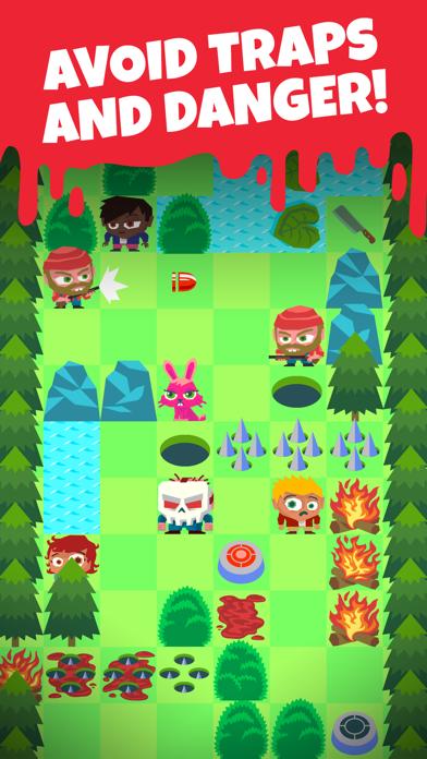 Slashy Camp screenshot 2