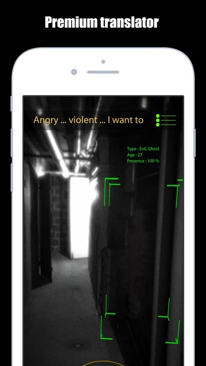 Spectre - ghost detector game screenshot-3