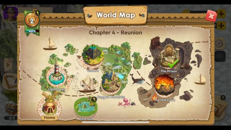 Polynesia Adventure screenshot-3