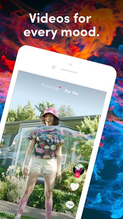 TikTok iphone ekran görüntüleri