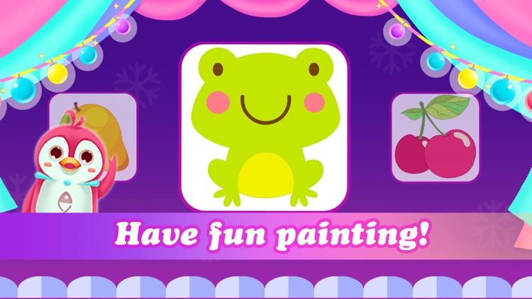 Princess color book for Kids