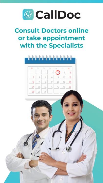 CallDoc-Consult Doctors Online screenshot-4