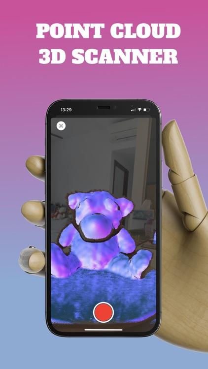 3D Scanner App screenshot-5