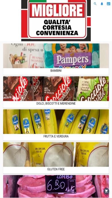 Supermercato Migliore screenshot 1