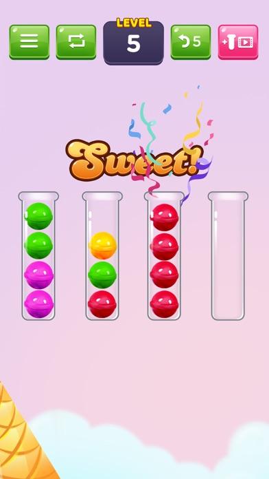 Color Ball Puzzle - Ball Sort screenshot 3
