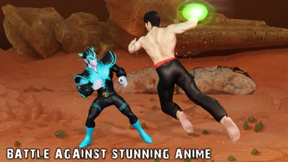 Anime Battle 3D FIGHTING GAMES screenshot 6