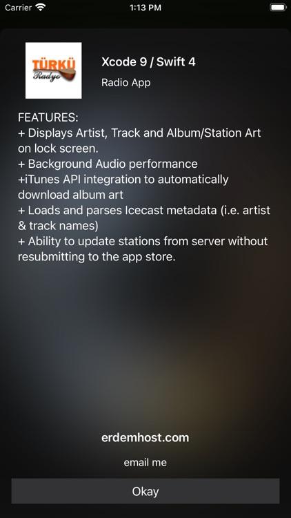 Türkü Radyo screenshot-4