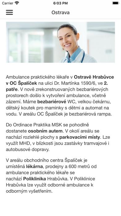 Ordinace praktika screenshot 7
