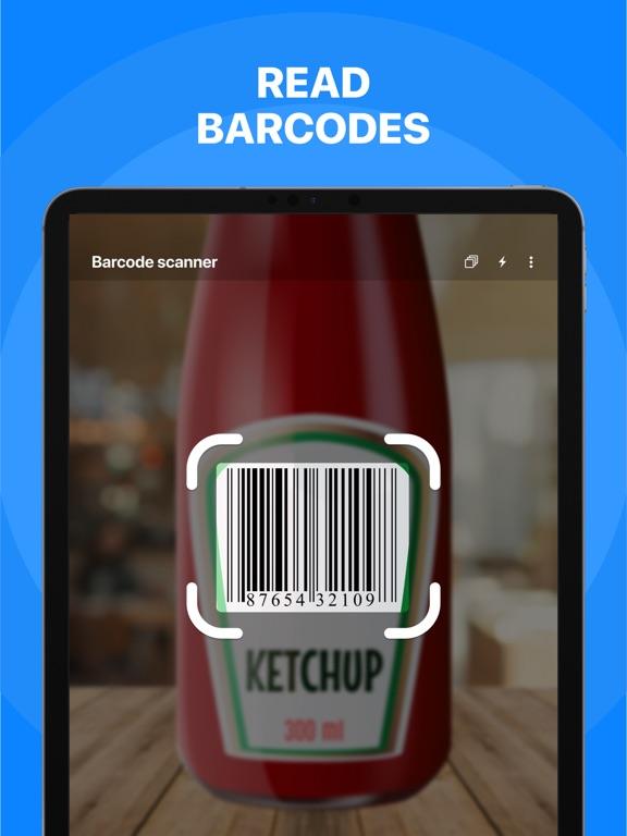 QRコード + バーコードリーダーのおすすめ画像2