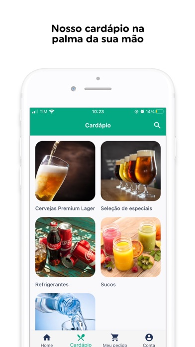 Cervejaria Bellavista screenshot 3