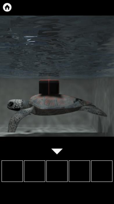 脱出ゲーム SUNKEN ROOM ScreenShot1