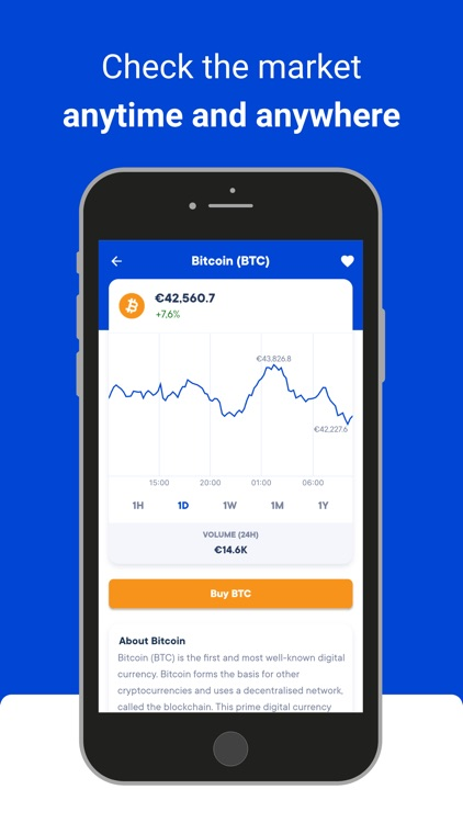 LiteBit - Buy & sell Bitcoin screenshot-3