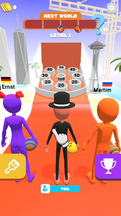 Skee Ball.io screenshot 1
