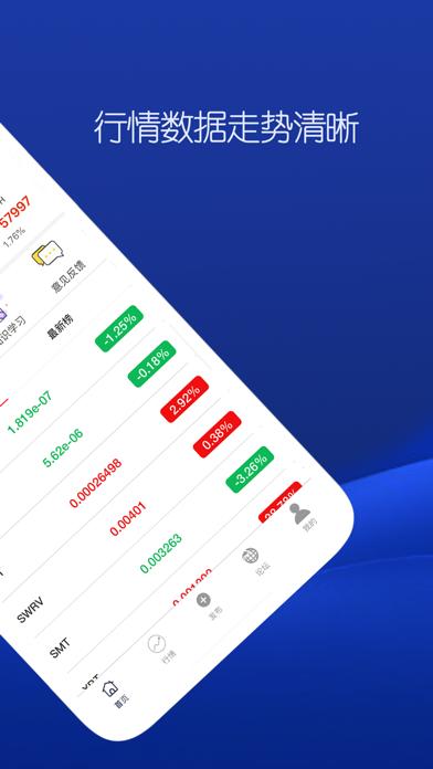 OK比特币-数字货币行情咨询平台のおすすめ画像2