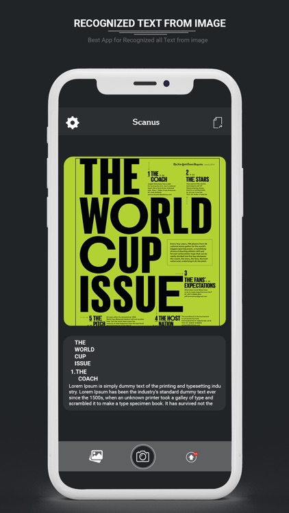 Scanus: A portable Scanner App screenshot-3