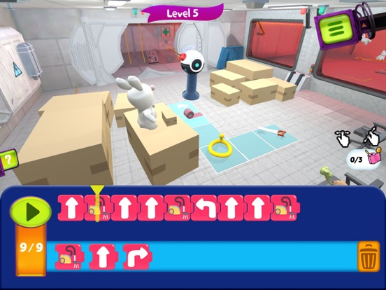 Rabbids Coding screenshot 7