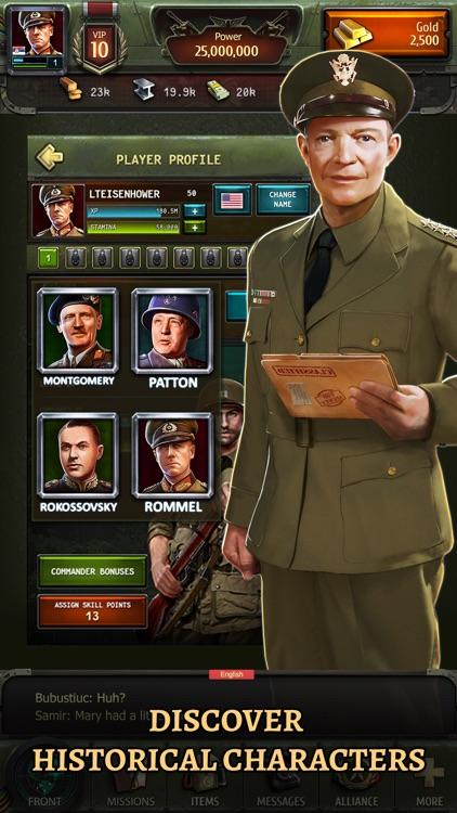 World at War: WW2 Strategy MMO screenshot-4