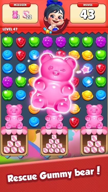 Sugar Hunter: Match 3 Puzzle screenshot-3