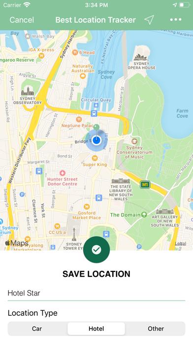 Best Location Tracker