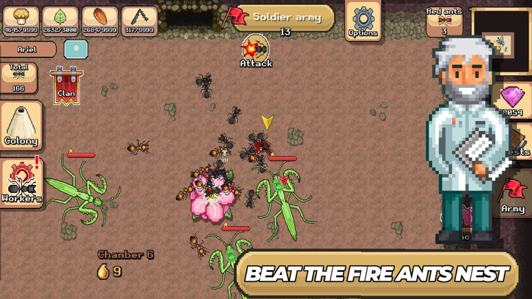 Pocket Ants: Colony Simulator screenshot-6