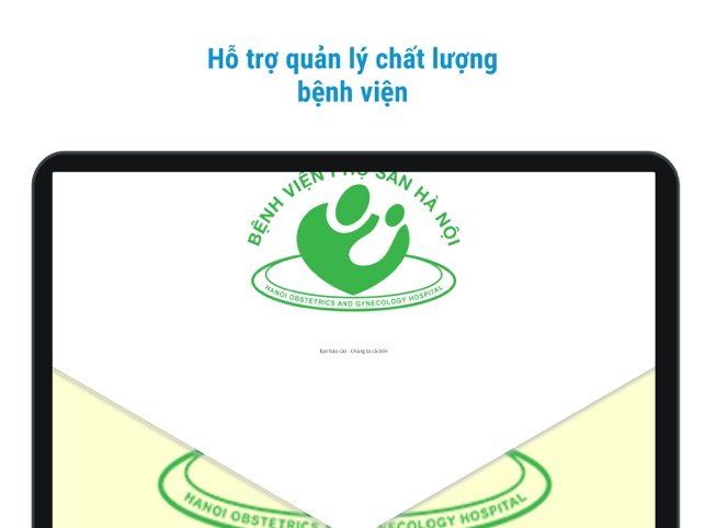 QLCL BV Phụ sản Hà Nội