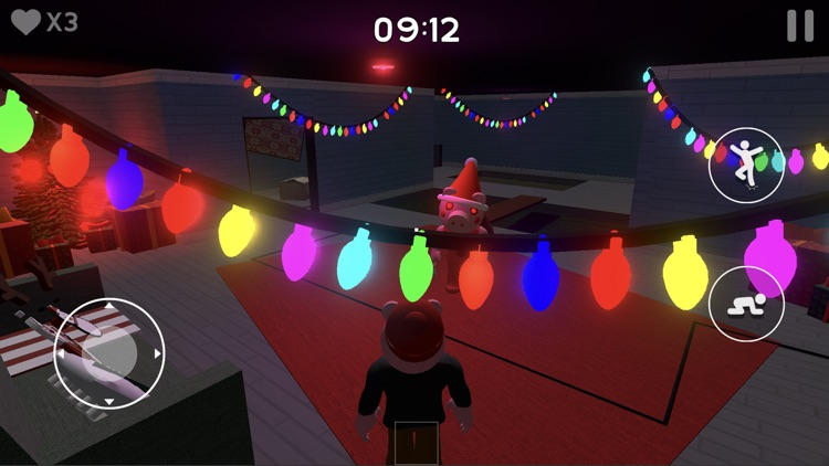 Piggy is Santa Claus! screenshot-4