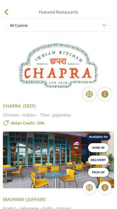 Ahlan Food screenshot 2