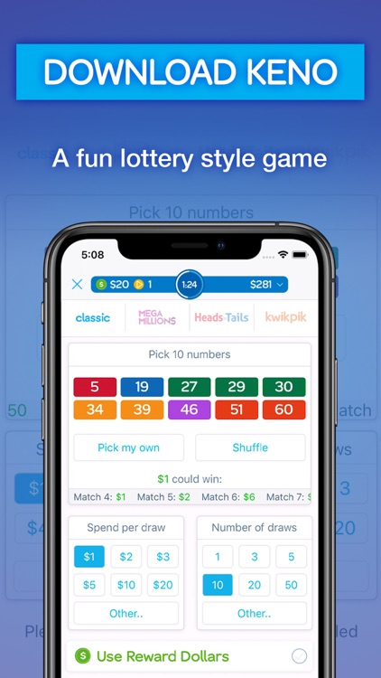 Keno Let S Play By Tabcorp