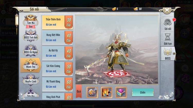 Vân Mộng Kiếm Tình screenshot-4