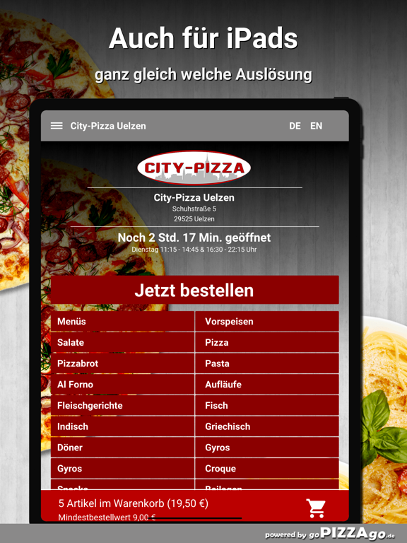 Pizza da Leonardo München screenshot 7