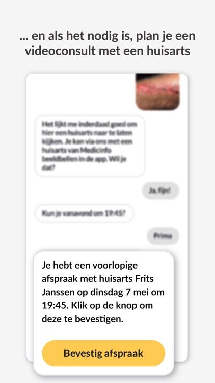 App de dokter Just screenshot-3