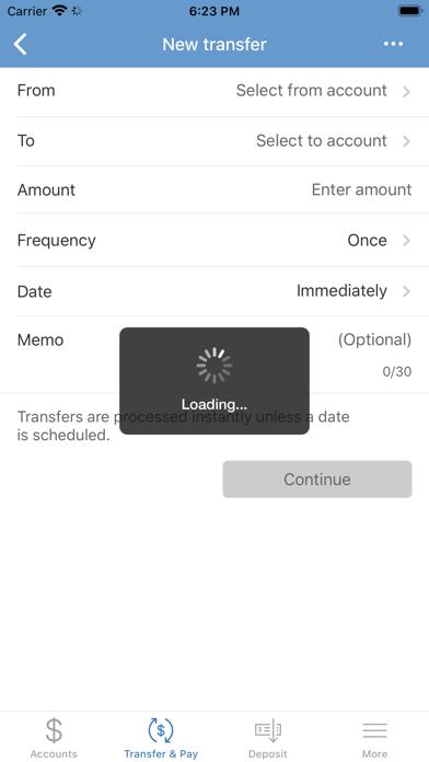 IH Credit Union Mobiliti™Screenshot of 5