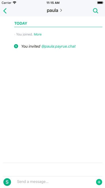 Payrue.chat screenshot-3