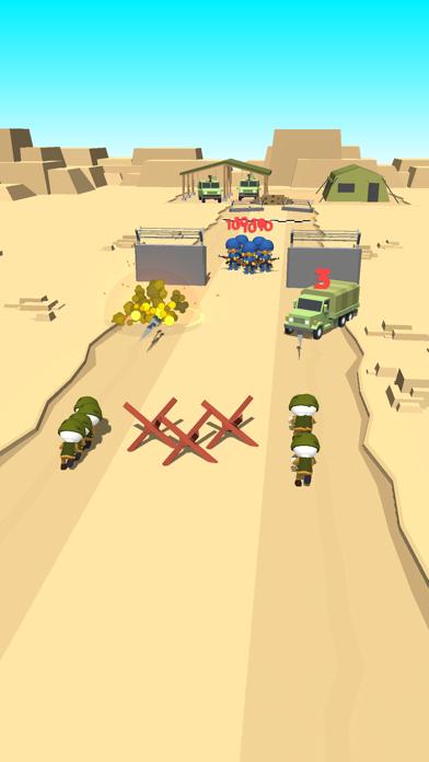 Army Shift screenshot 5