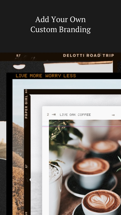 Storyluxe: Templates & Collage screenshot-9