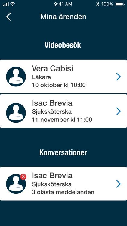 Vård i Norr, Region Norrbotten screenshot-3